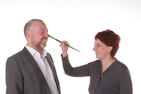 Werbepsychologen M. Schütz und M. Heinemann geben Tipps zum Speisekartendesign