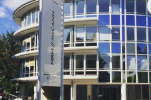 Werbeagentur McCann Frankfurt Blick ins Studio