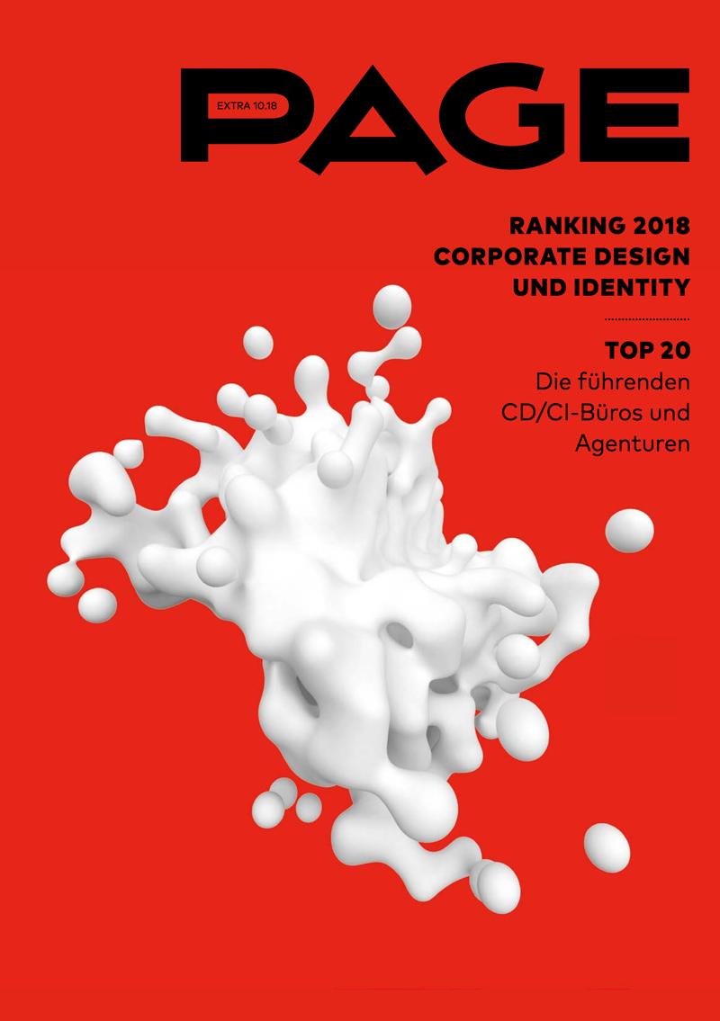 PAGE Ranking, Corporate Design, Corporate Identity