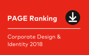PAGE Ranking, Corporate Design, Corporate Identity