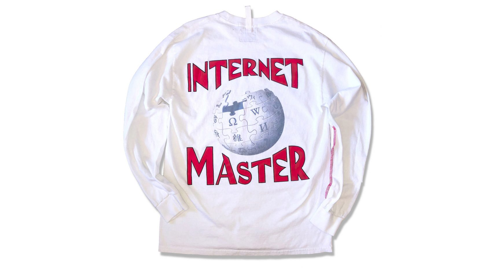 19b0273661c2 Wikipedia launcht überraschend Streetwear