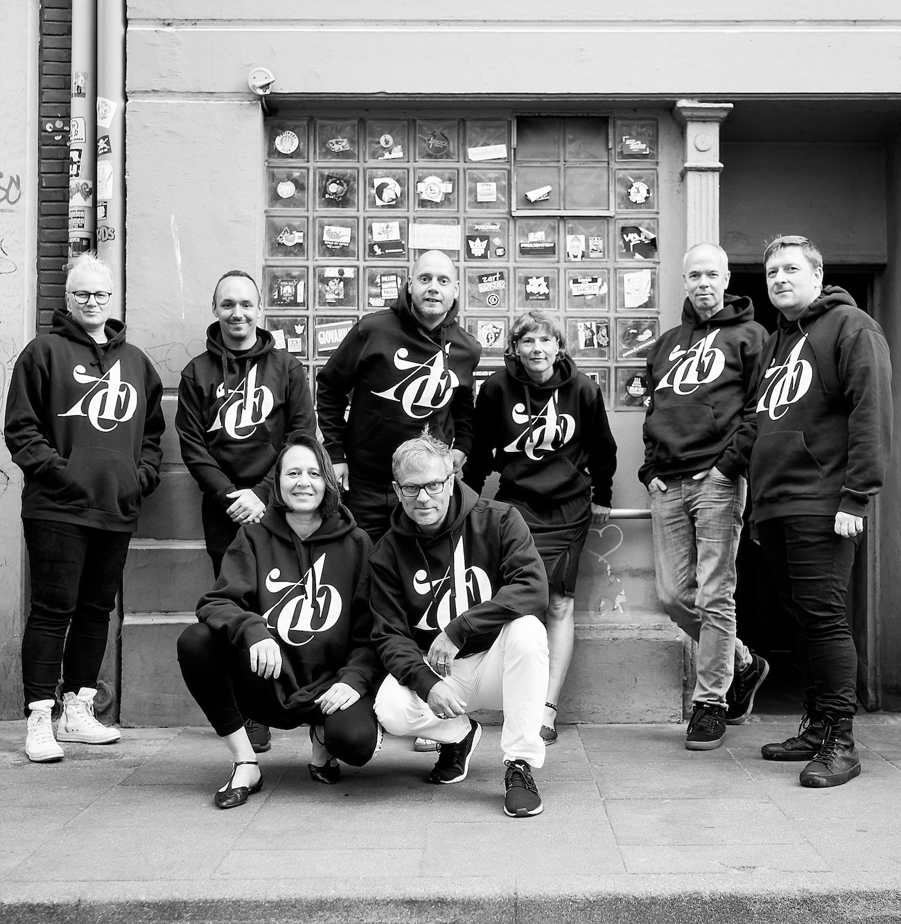 ADC neue Identity Team