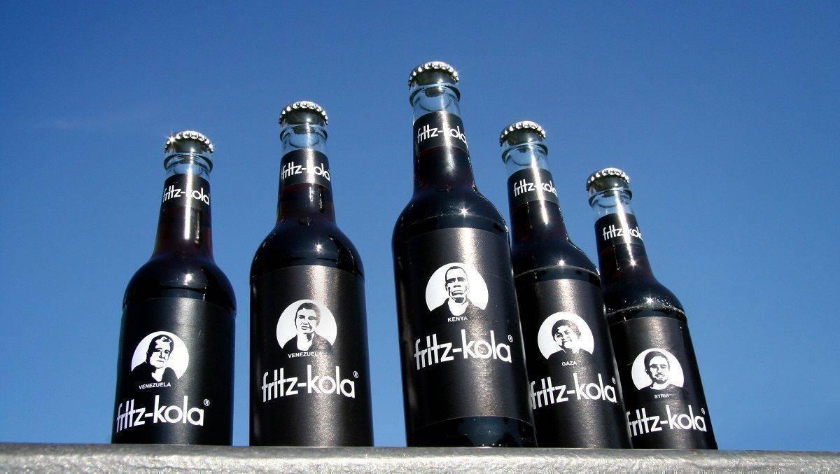 Anderes Logo: Fritz-Kola für Geflüchtete | PAGE online