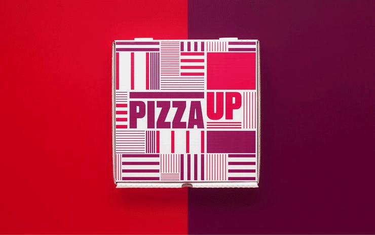 Pizza von Pentagram