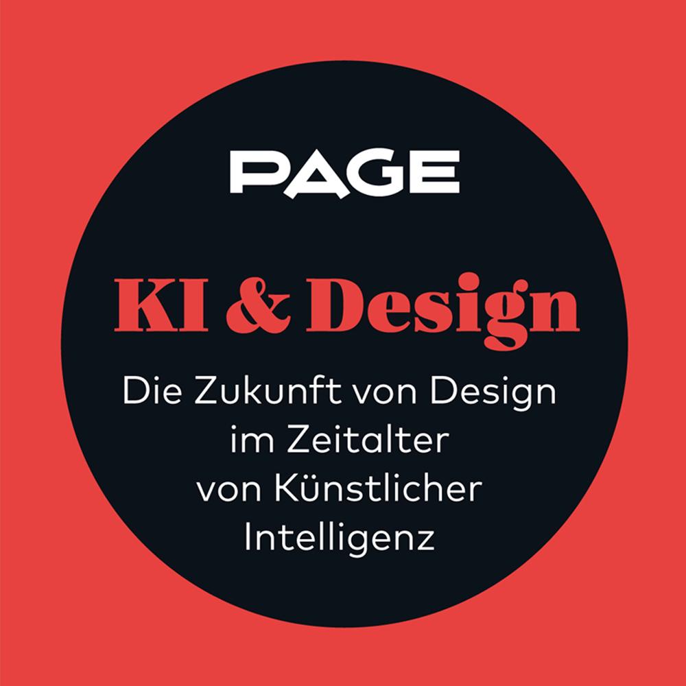 KI, Künstliche Intelligenz und Design im PAGE-Webinar