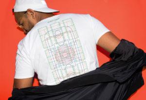 T-Shirts für die Initiative Studio Clash mit Geflüchteten in Basel