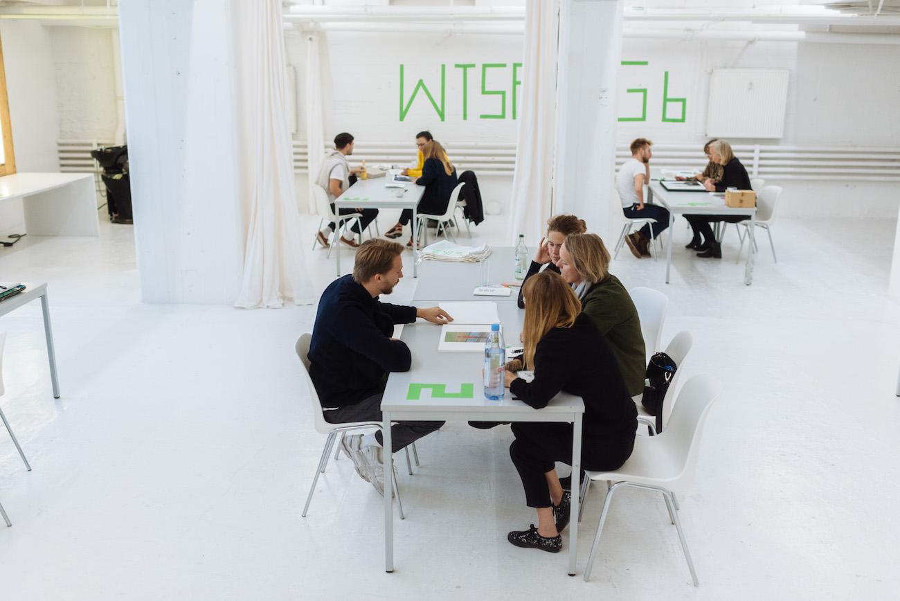 WTSPRNG 6 Event für Nachwuchs-Fotografen in Hamburg