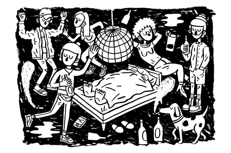 Illustration von Marc Lehmann
