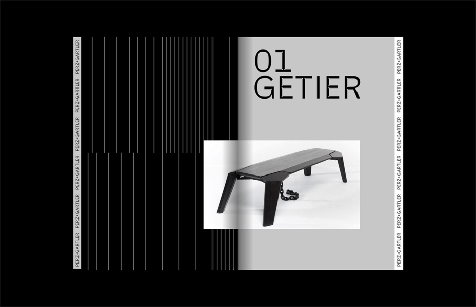 Studio Bruch | Branding für Perz+Gartler