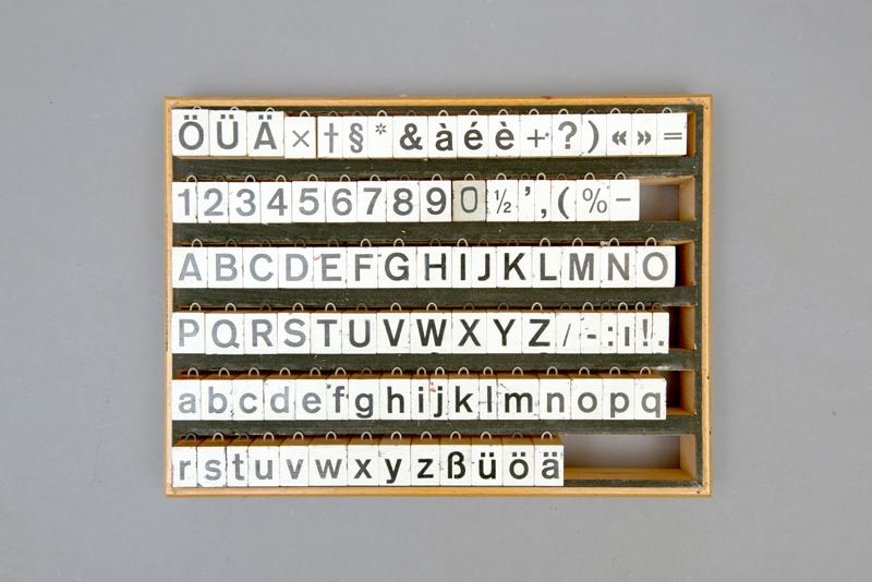 Geschenktipp fuer Designer: Stempelkasten
