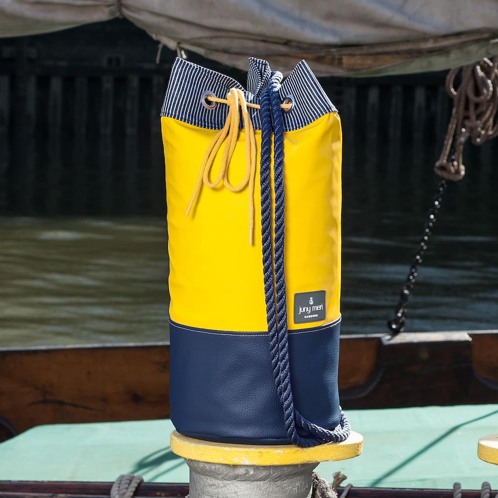 Maritimer Seesack von juny meri