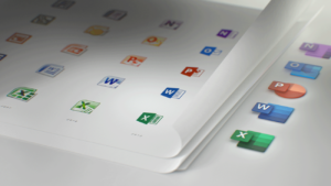 Microsoft Office Icons 2018