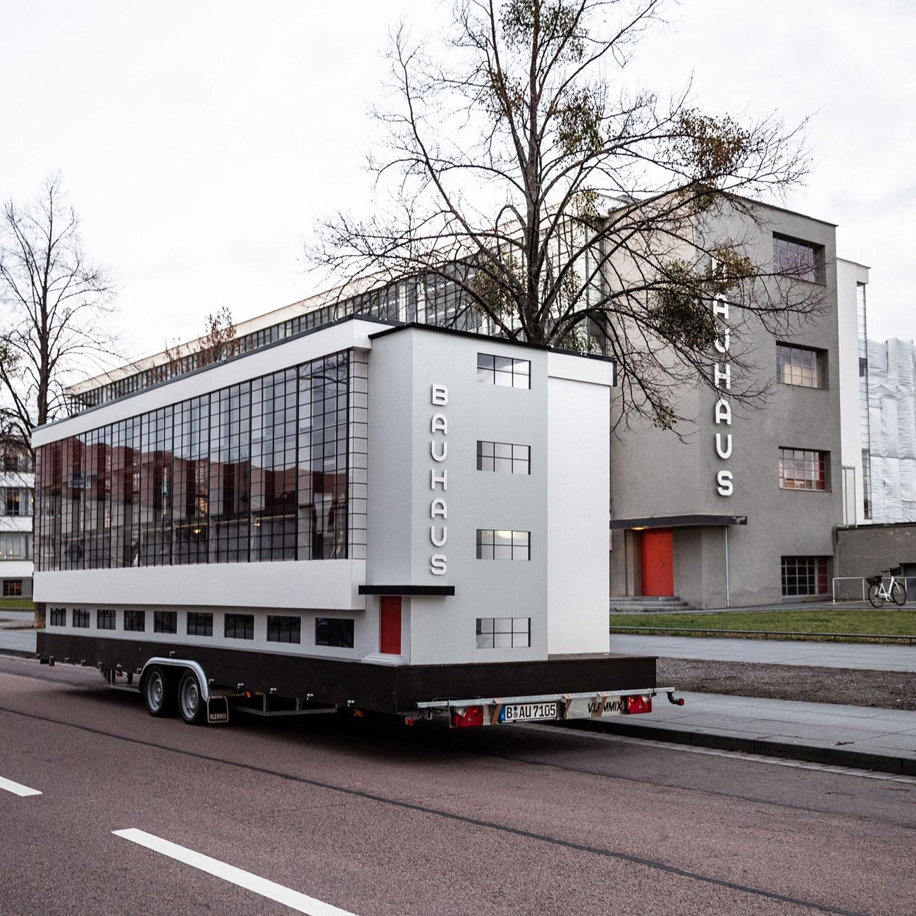Das Bauhaus Als Bus Page Online