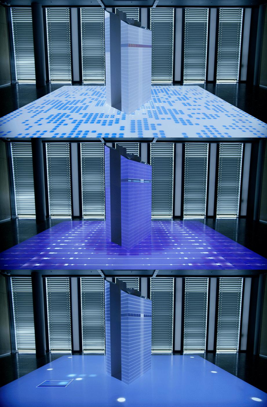 IMB Watson IoT Center Monomango Exponat