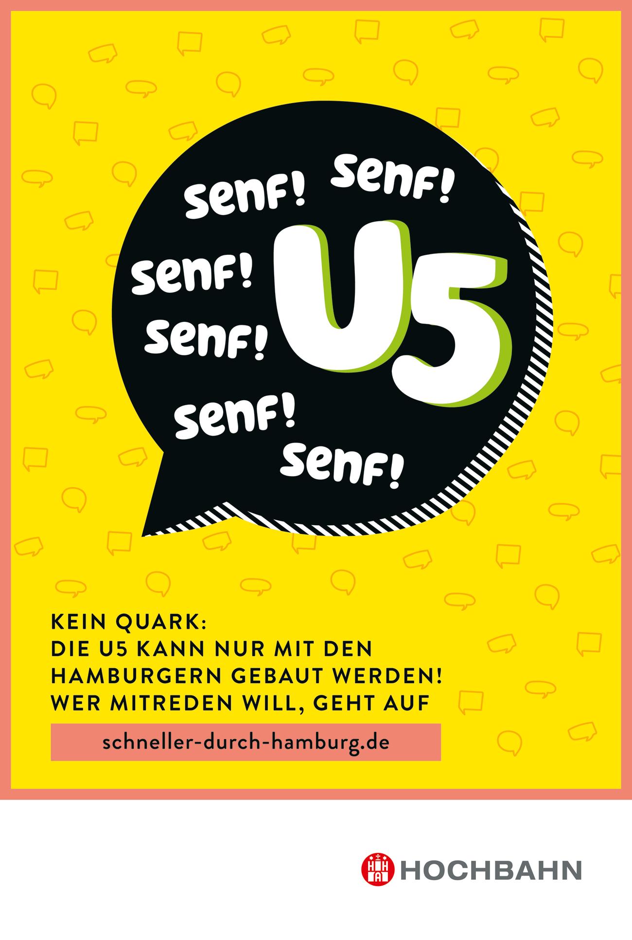 Pag So Könnte Die Neue U5 — Rulmeca Germany