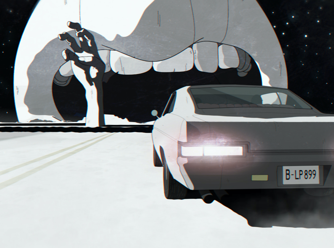Animiertes Road-Movie der fantastischen Art