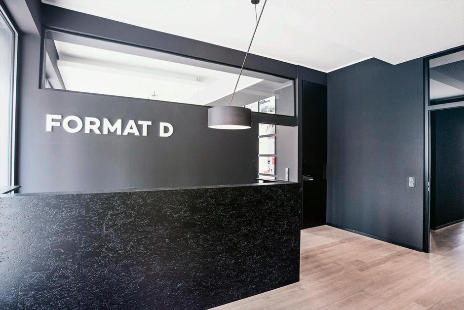 Format D | Empfang