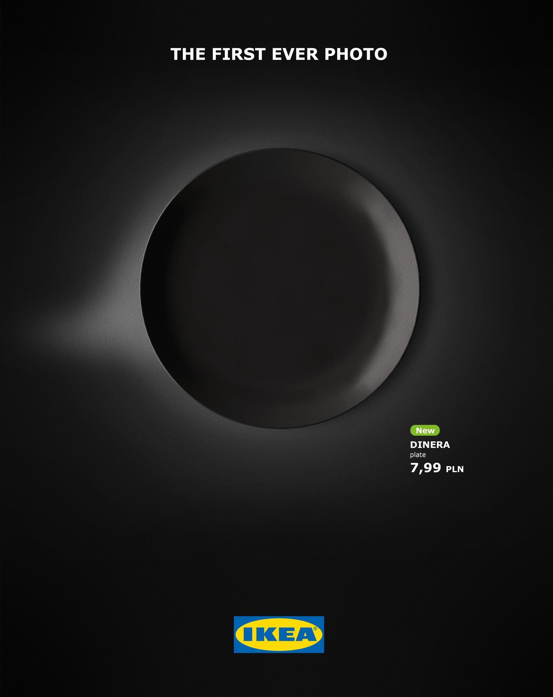 Weltsensation Schwarzes Loch? Auch Ikea hat eins!