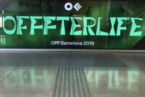 OFFF-2019 Tresen
