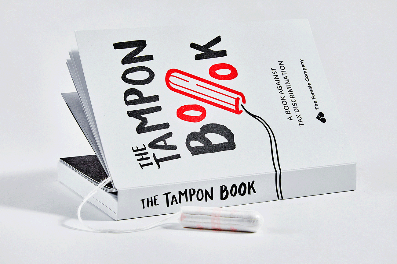 The Tampon Book | The Female Company