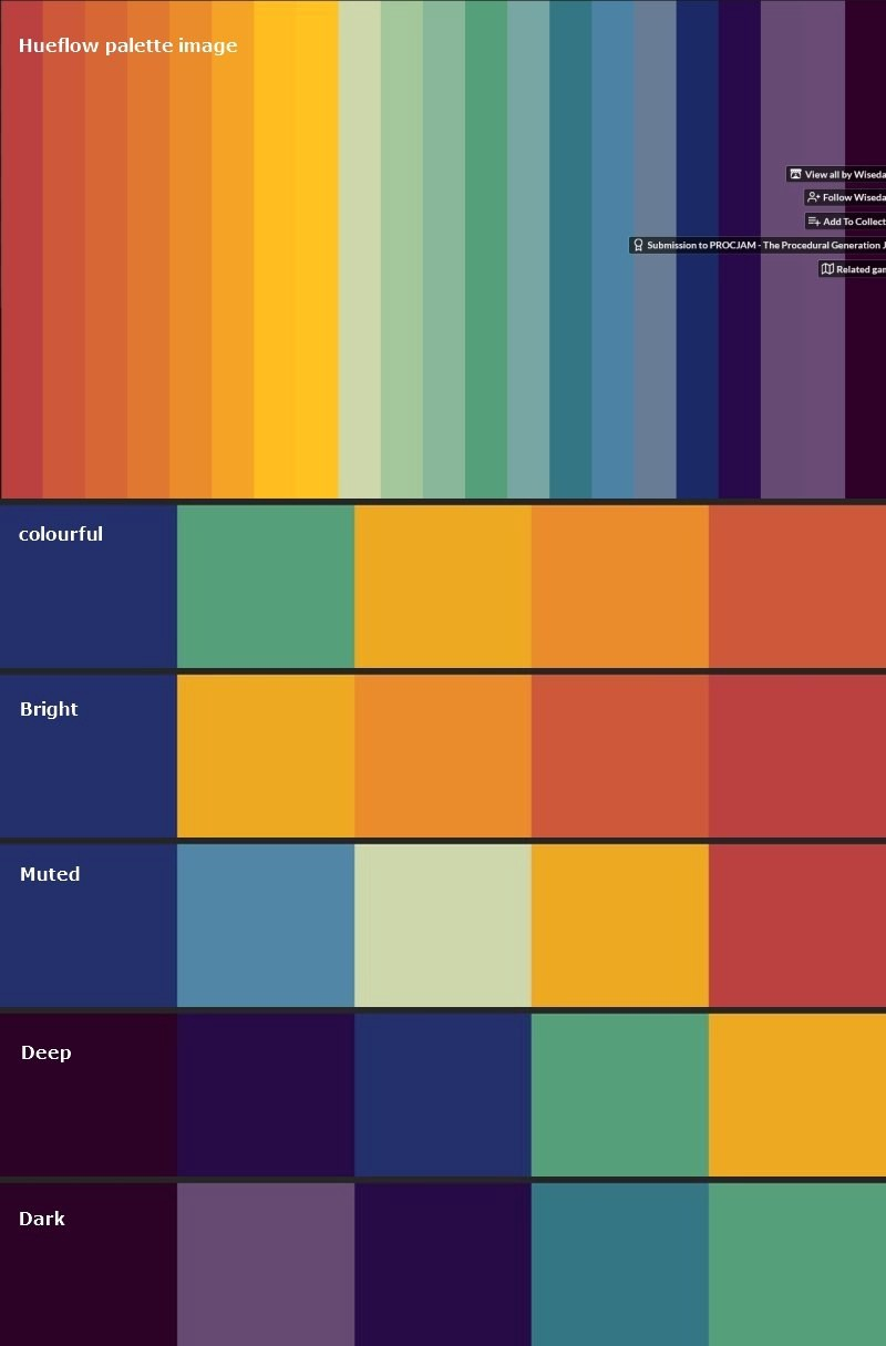 Adobe Color CC Tool, interface design, ux design, ui design