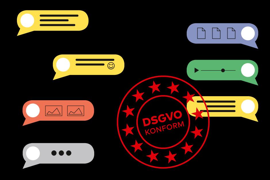 DSGVO-konforme Zusammenarbeit in Agenturen