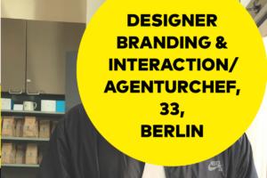 Gehaltsreport von Designer und Agenturchef aus Berlin