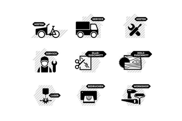 Der Baumarkt für Stadtmenschen: HORST