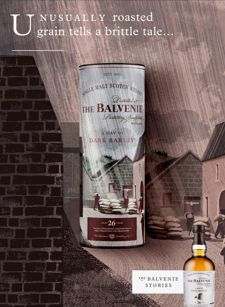 packaging design by London-based studio Here Design