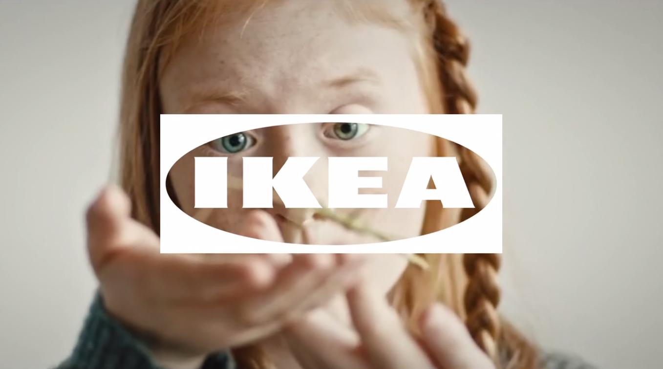 Neues Ikea Logo von 72andSunny, weiß und transparent | PAGE online