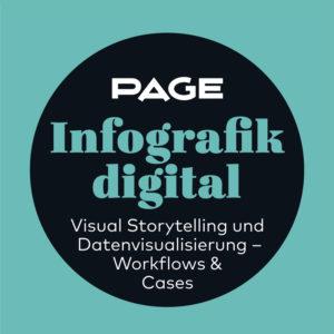 Infografiken und Visual Storytelling lernen im PAGE-Seminar