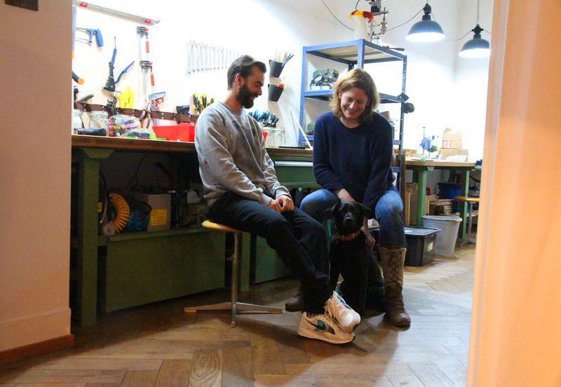StartUps Kollaborationen Marianne Peoples Factory