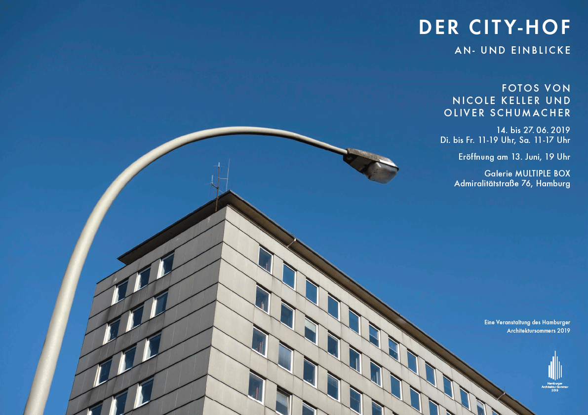 Ausstellung: Der City-Hof Hamburg