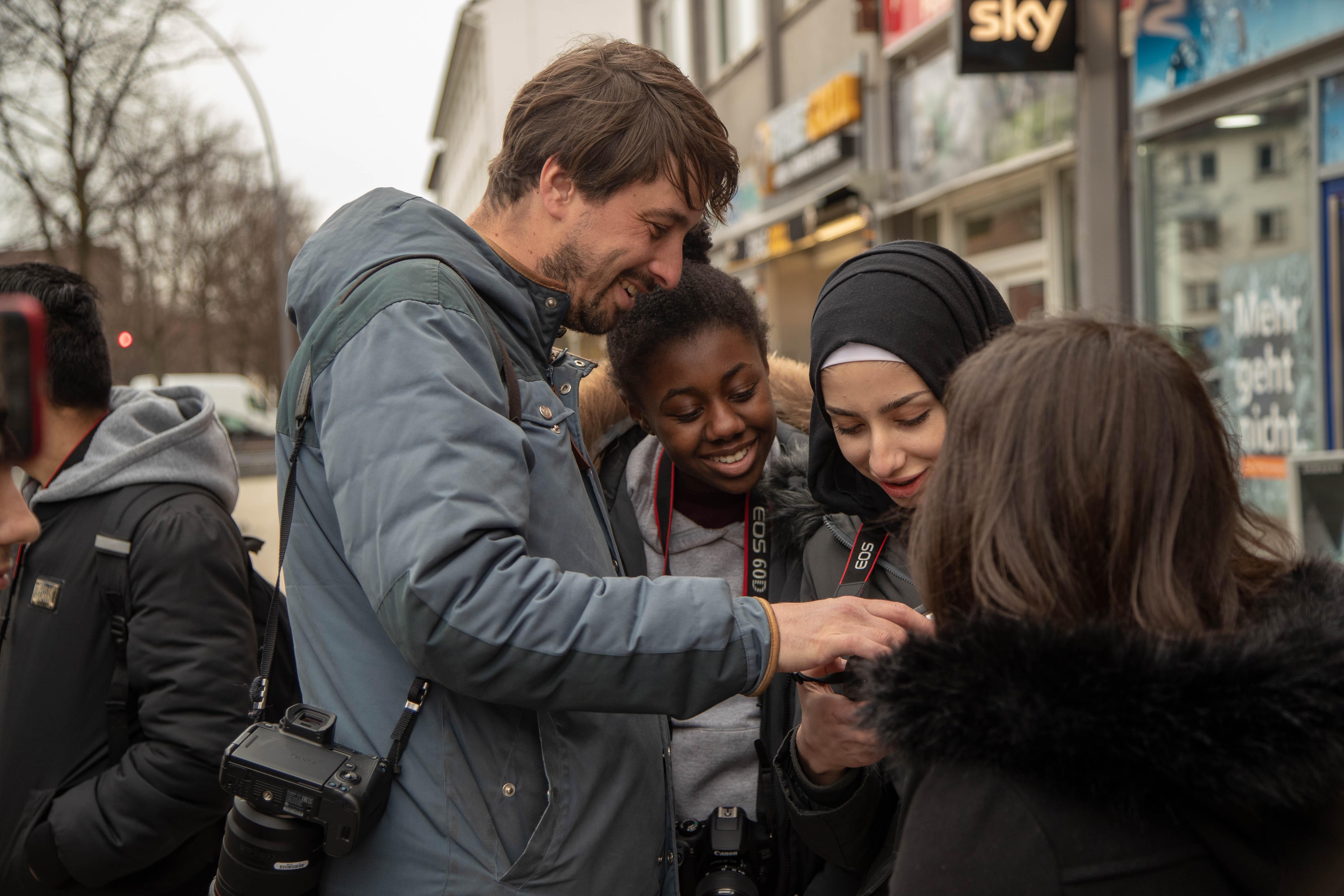 Daniel Etter Fotoworkshop Hamburg 2019