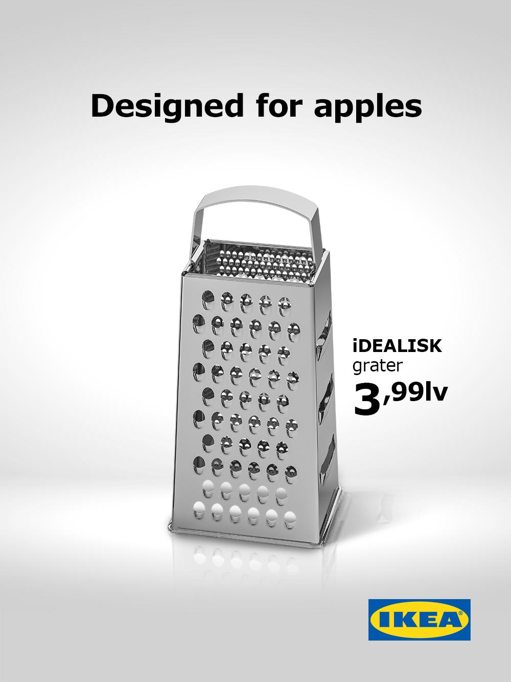 Ikea macht sich erneut über Apple lustig