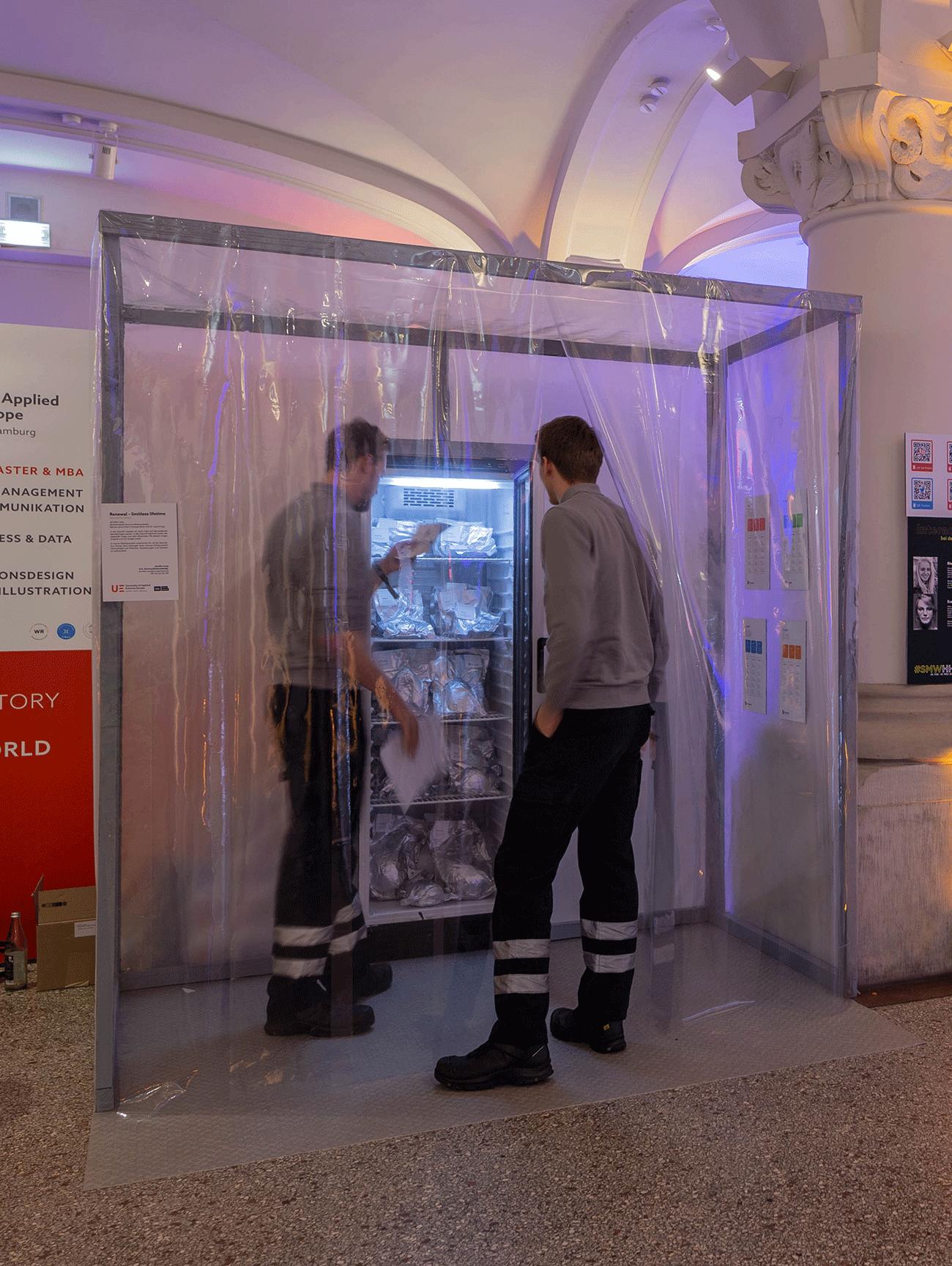 Speculative Design: Sieht so der Organhandel der Zukunft aus?