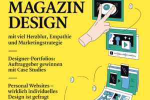 Cover PAGE 09.2019, Editorial Design, Kommunikationsdesign, Design