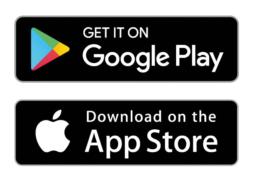 PAGE App im Google Play und App Store