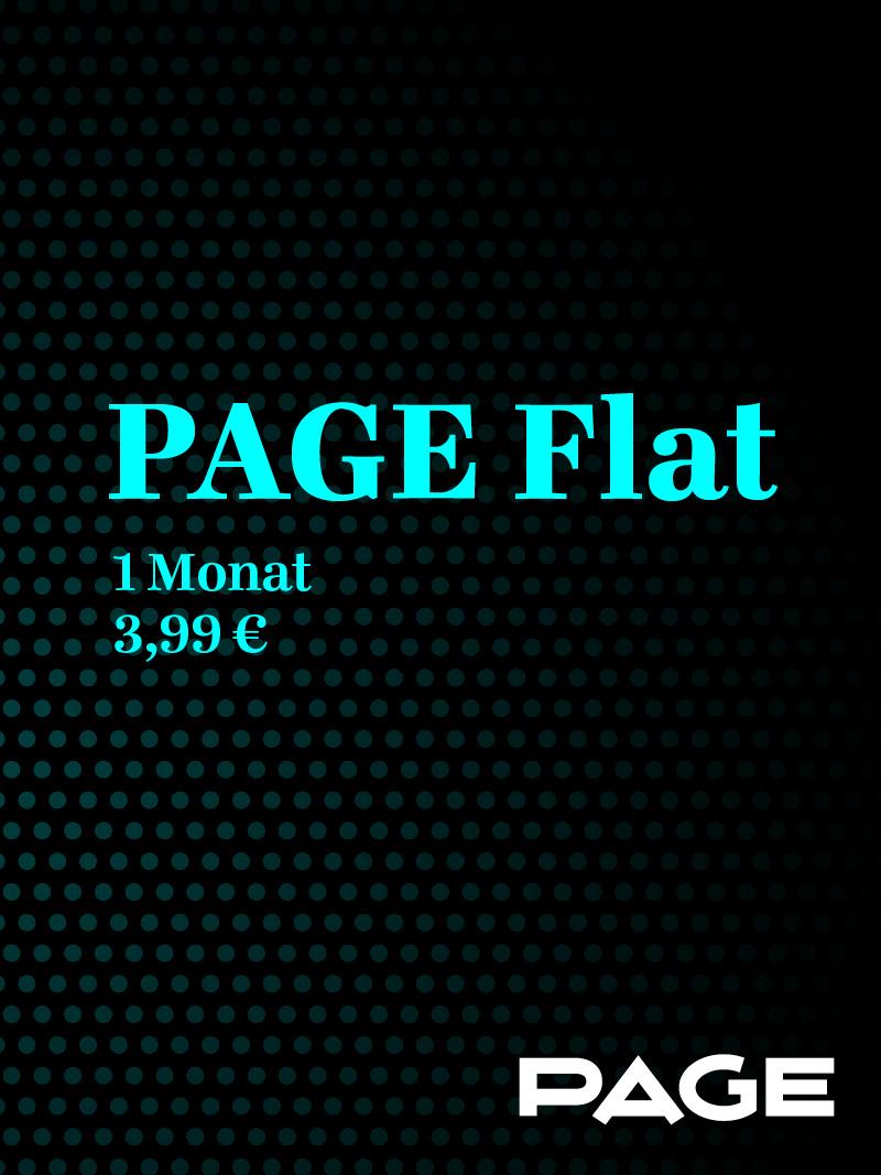 Produkt: PAGE Flat – Best Offer