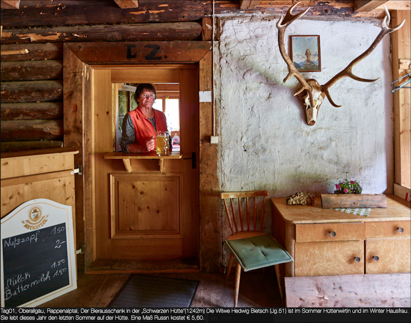 Fotograf wandert 1400 Kilometer durch Deutschland