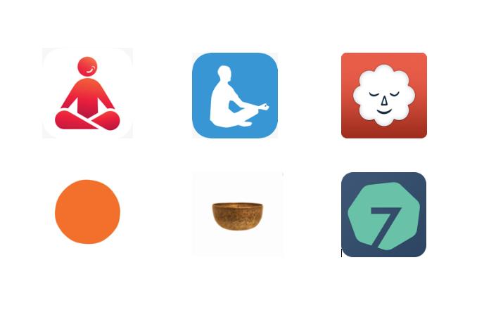 Meditations-Apps: Auch Kreative müssen mal zur Ruhe kommen