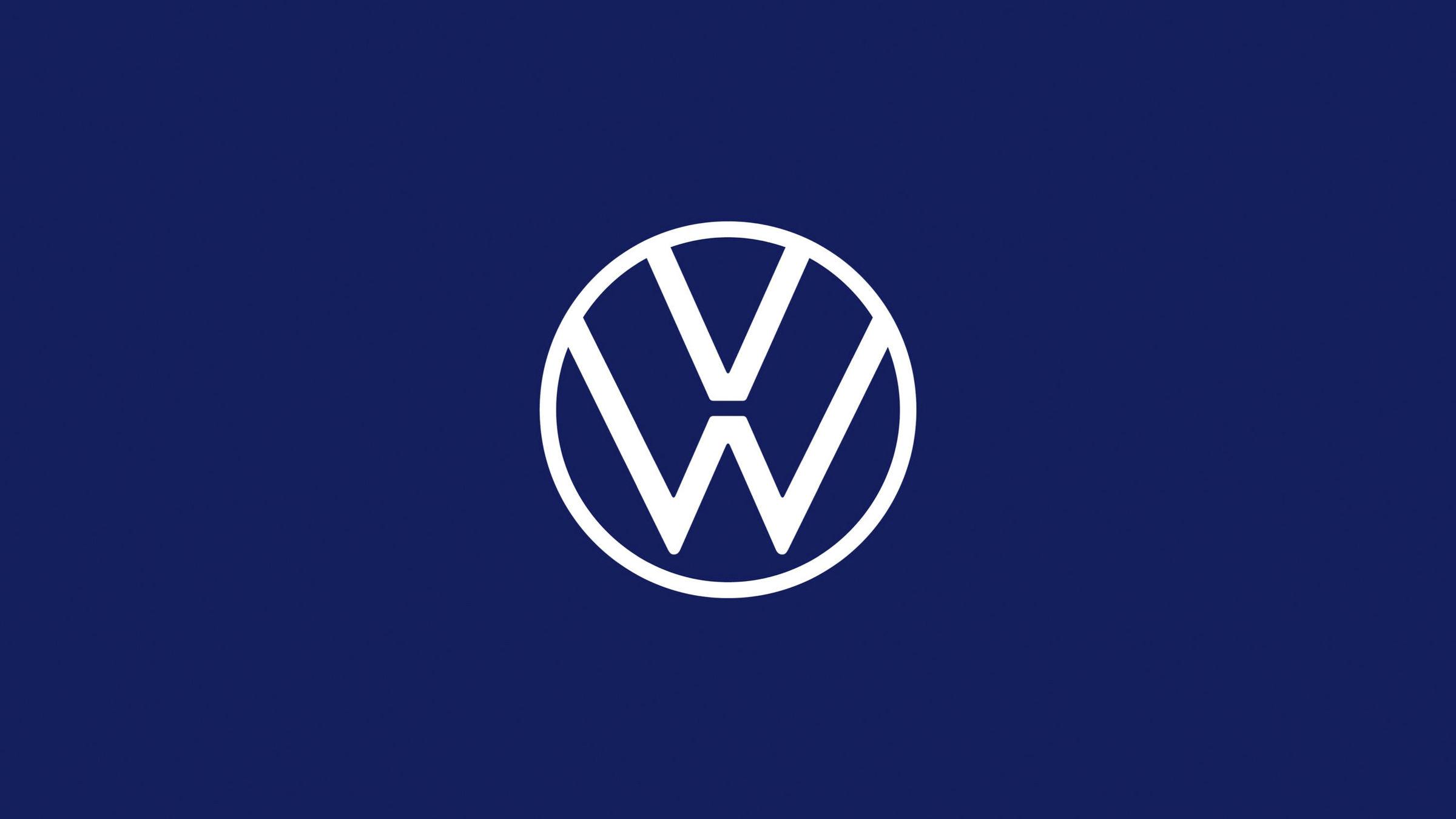 Nicht weniger als der Start einer neuen Ära: VW mit neuem Markenauftritt