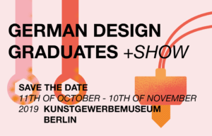 German Design Graduates 2019