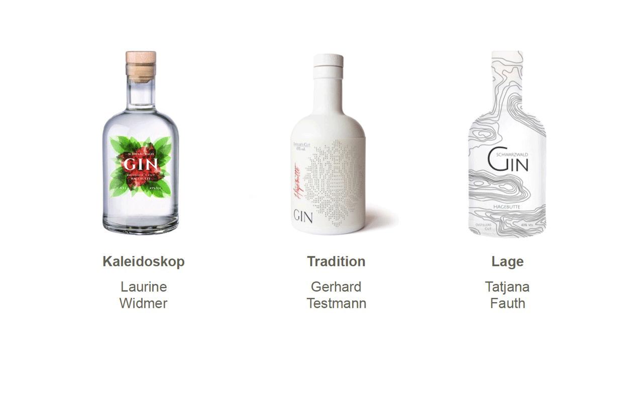 Semesterarbeit für Discounter: Sinn für Gin