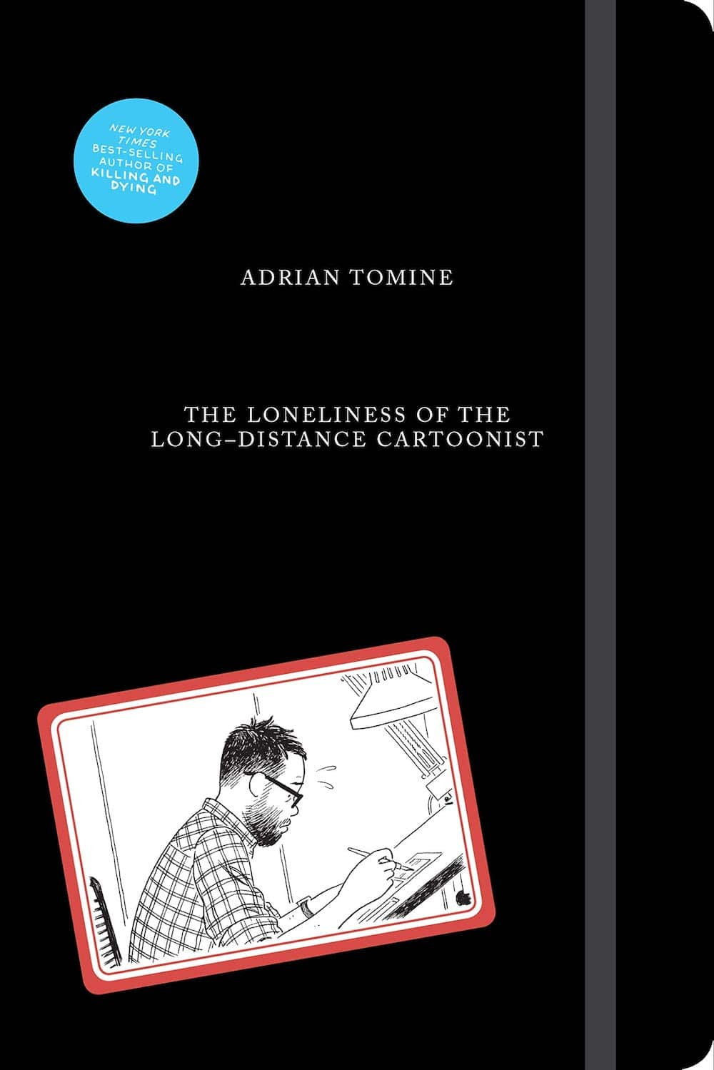 Comiczeichner Adrian Tomine Loneliness