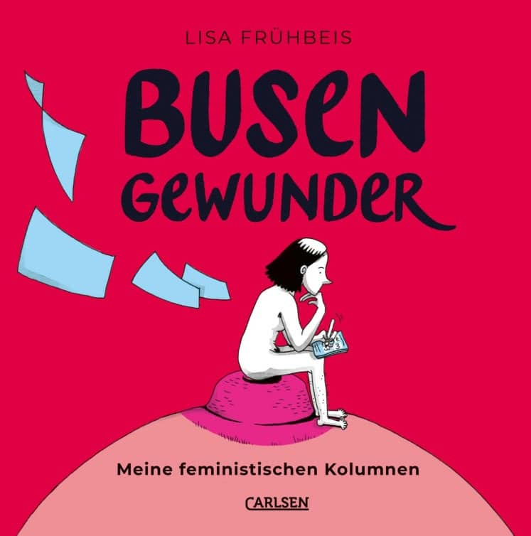 Feministische Comics, preisgekrönt