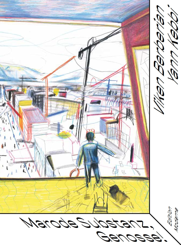 Architektur-Comic Viken Berberian