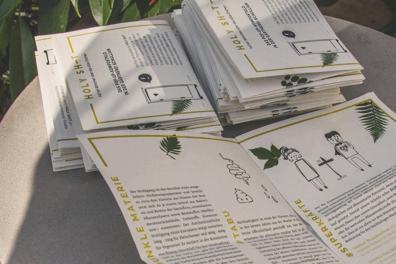 Oeko-soziales-Design studieren: erste Projekte