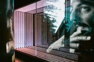 Szenografie multimediale Installation Hochschule der Medien Stuttgart