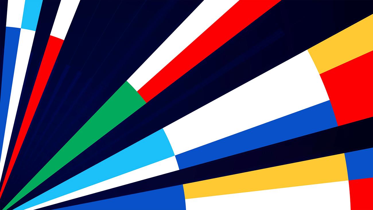 Wie das neue Eurovision 2020 Logo von Europa erzählt